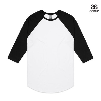 Men's Raglan Baseball Top