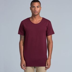ASColour Scoop Neck 'Shadow' T Shirt Thumbnail