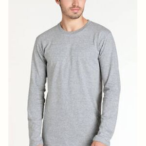 ASColour Mens Long Sleeve 'Ink' Tee Thumbnail