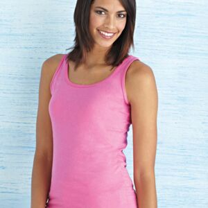 Gildan Ladies Softstyle Tanktop Thumbnail